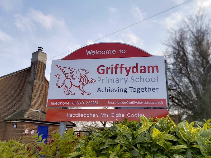 Griffydam Primary School